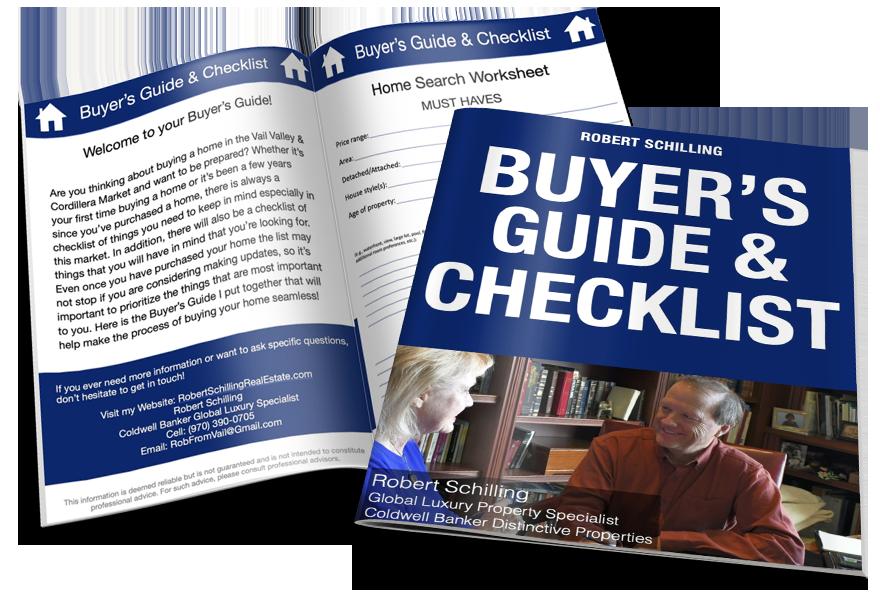 Vail Valley Buyer's Guide & Checklist