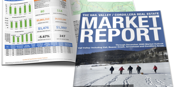 VAIL VALLEY/CORDILLERA REAL ESTATE MARKET REPORT 2020 YEAR IN REVIEW