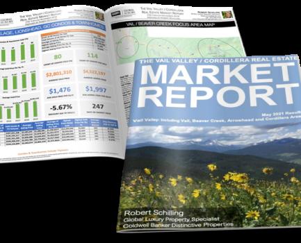 VAIL VALLEY/CORDILLERA REAL ESTATE MARKET REPORT MAY 2021
