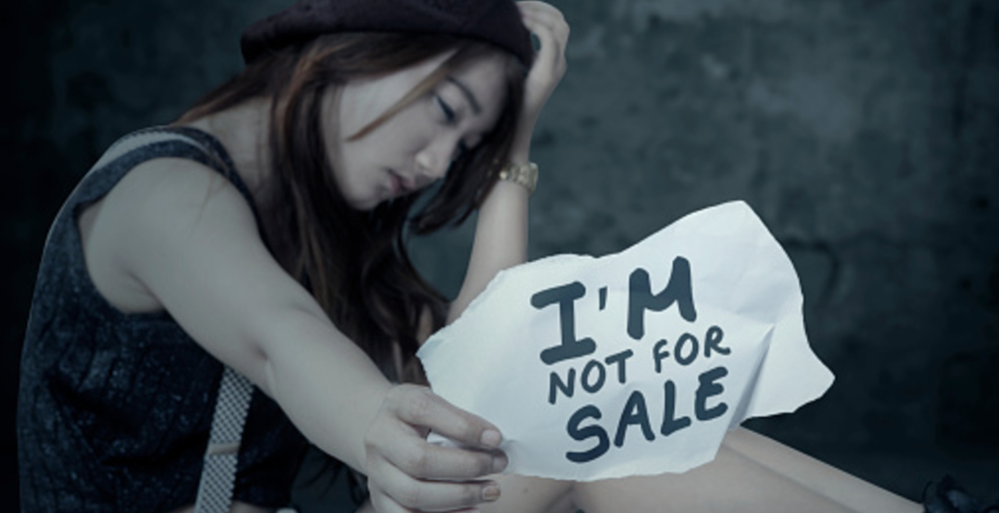 Bought and Sold: How One Woman Survived Human Trafficking