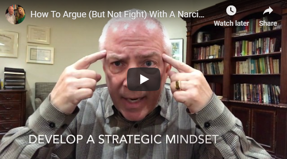 How To Argue (But Not Fight) With A Narcissist