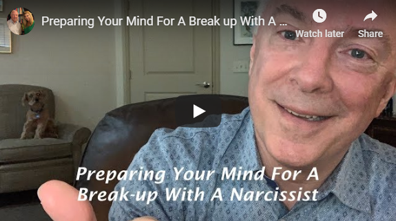 Preparing Your Mind For A Break up With A Narcissist