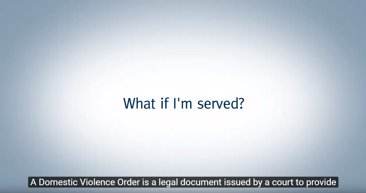 What if I'm served?