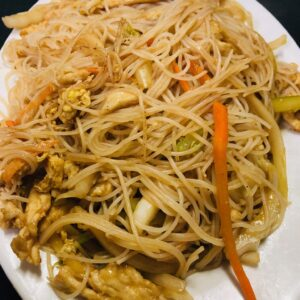 Vegetable Noodle Rice