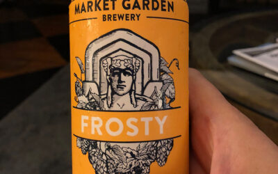 Market Garden Brewery Frosty