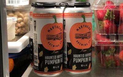 Masthead Haunted Hayride Pumpkin Ale