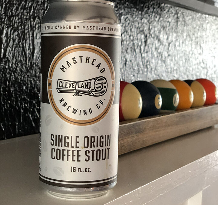 Masthead Brewing Co. Single Origin Coffee Stout