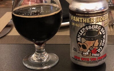 Millersburg Brewing Co. Panther Hollow Vanilla Porter