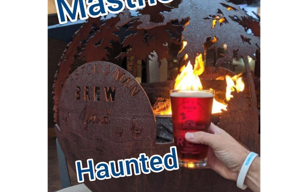Masthead Brewing Haunted Hay Ride Pumpkin Ale