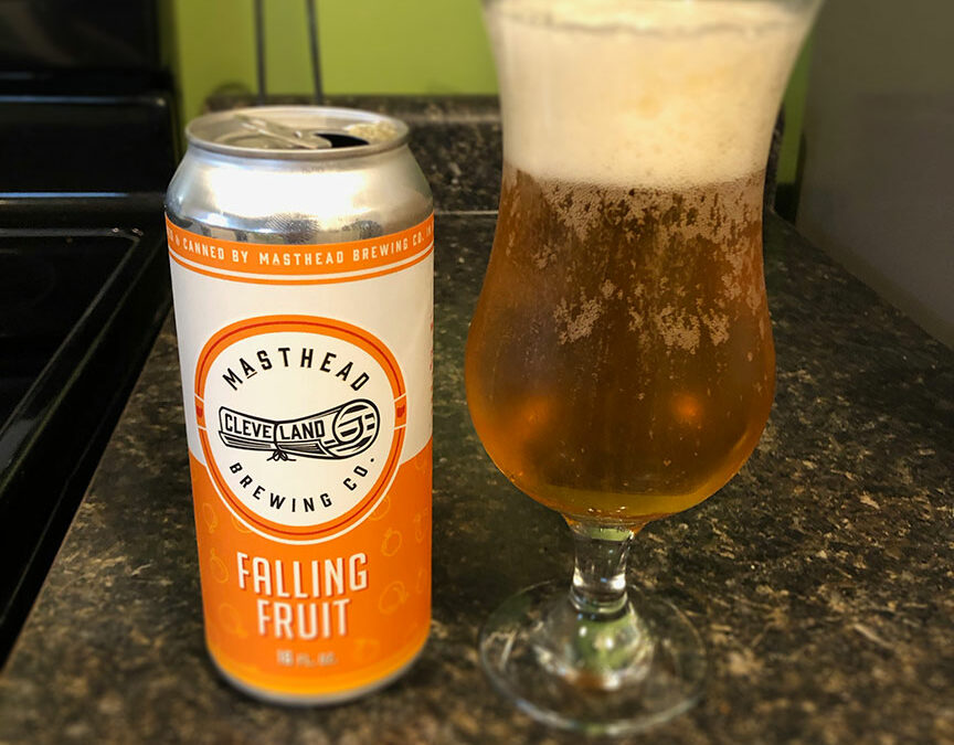 Masthead Brewing Falling Fruit