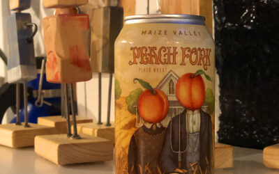 Maize Valley Peach Fork Ale