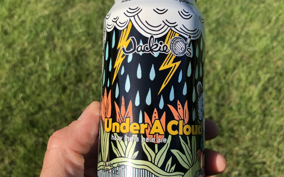 Under a Cloud Hazy India Pale Ale