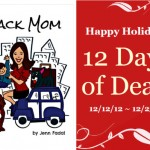 Pack Mom's 12 Days of Deals