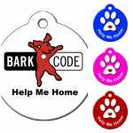 Pack Mom's Giveaway with BARKCODE- Get Your Lost Dog or Cat Home Fast