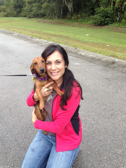 Jenn and Antonio- Recently adopted by Ken- Congratulations!
