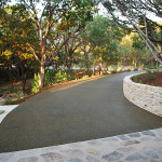Filterpave driveway