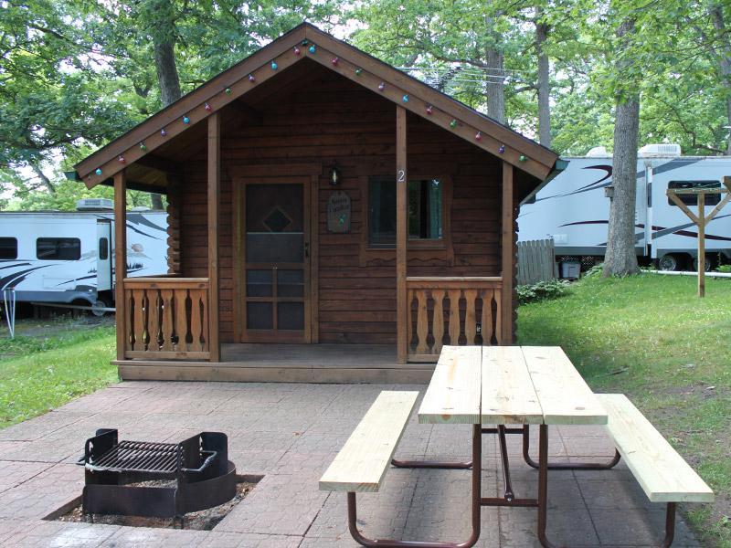 Sleeping Cabin Exterior