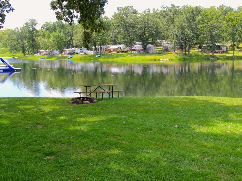 Campsite BTH2