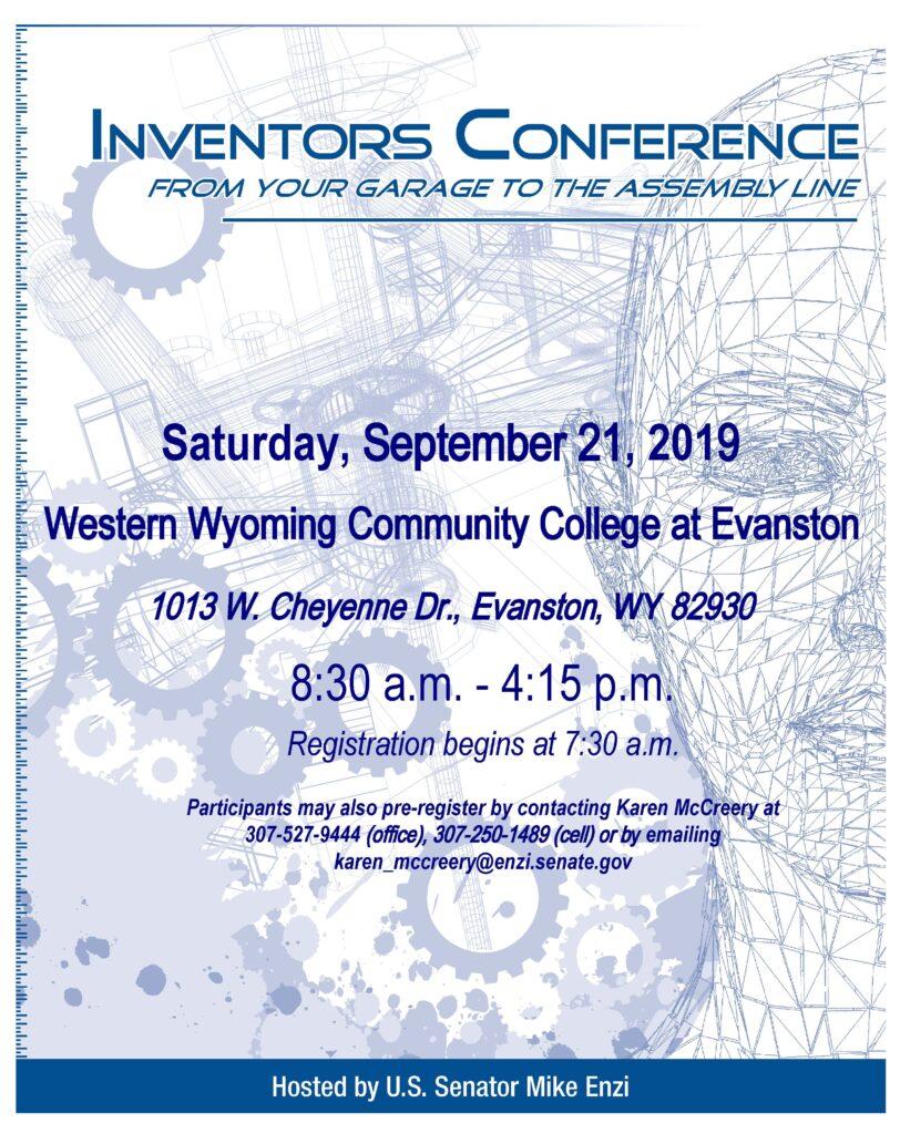 Inventors Conference Details