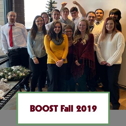 BOOST Fall 2019