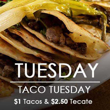 L&J Cafe Taco Tuesday Special