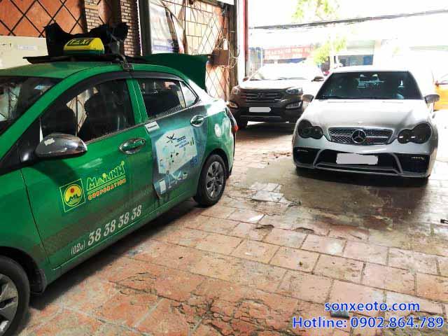 giá bảo dưỡng ô tô
