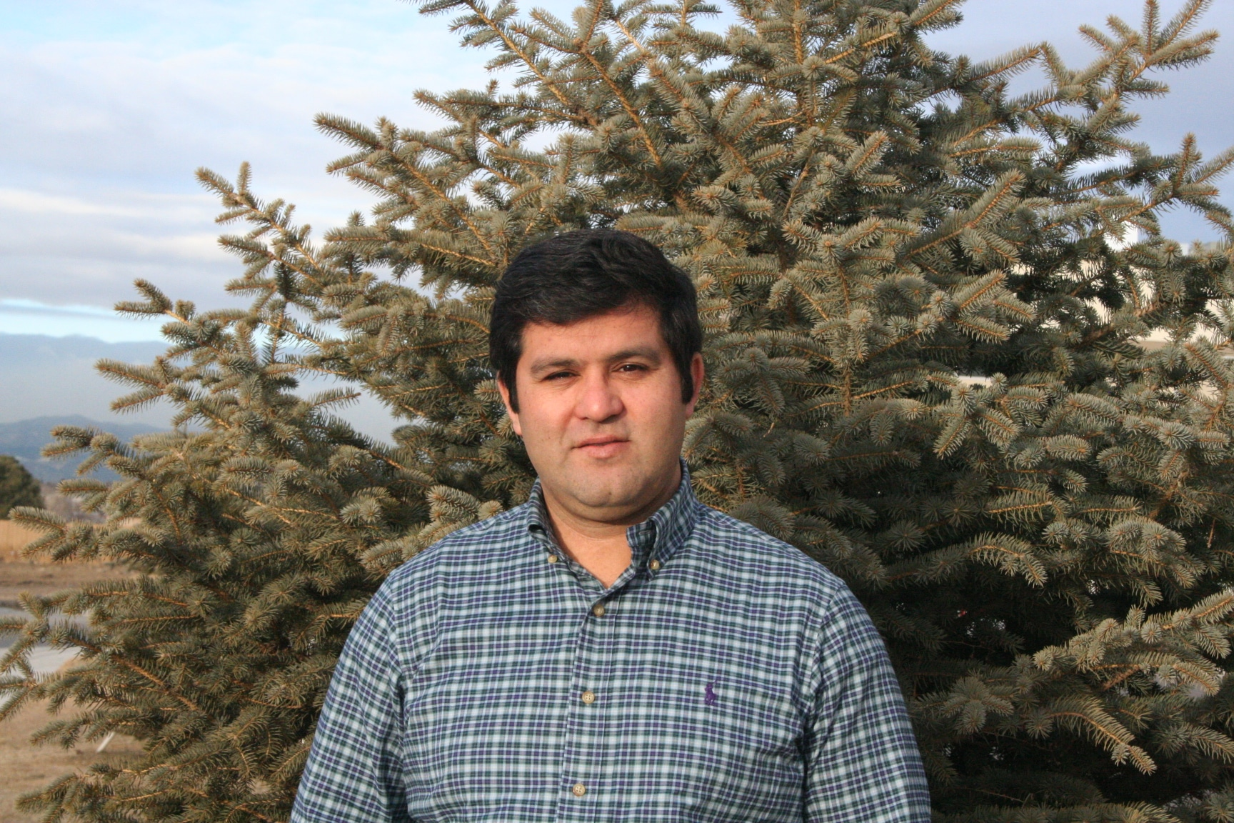 Reza Zahedi, Ph.D
