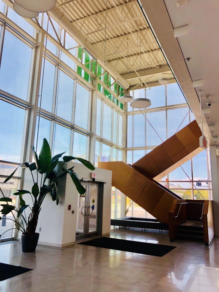 MARC Building Lobby