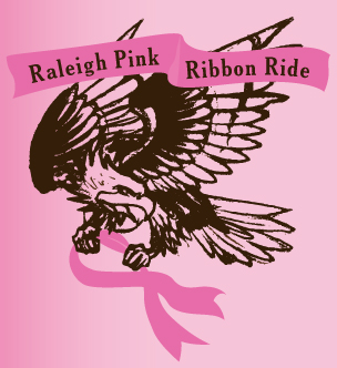 13th Annual Raleigh Pink Ribbon Ride