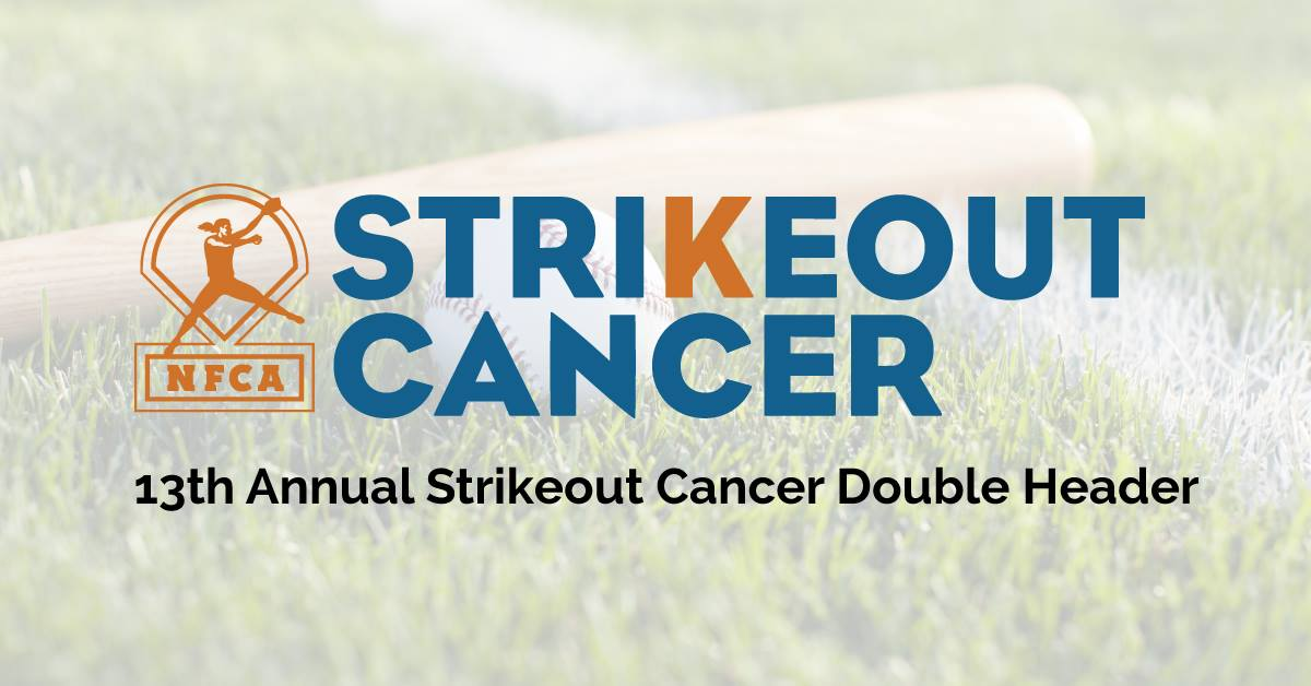 13th Annual Strikeout Cancer Double Header