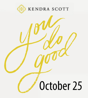 Kendra Gives Back Party – October 25