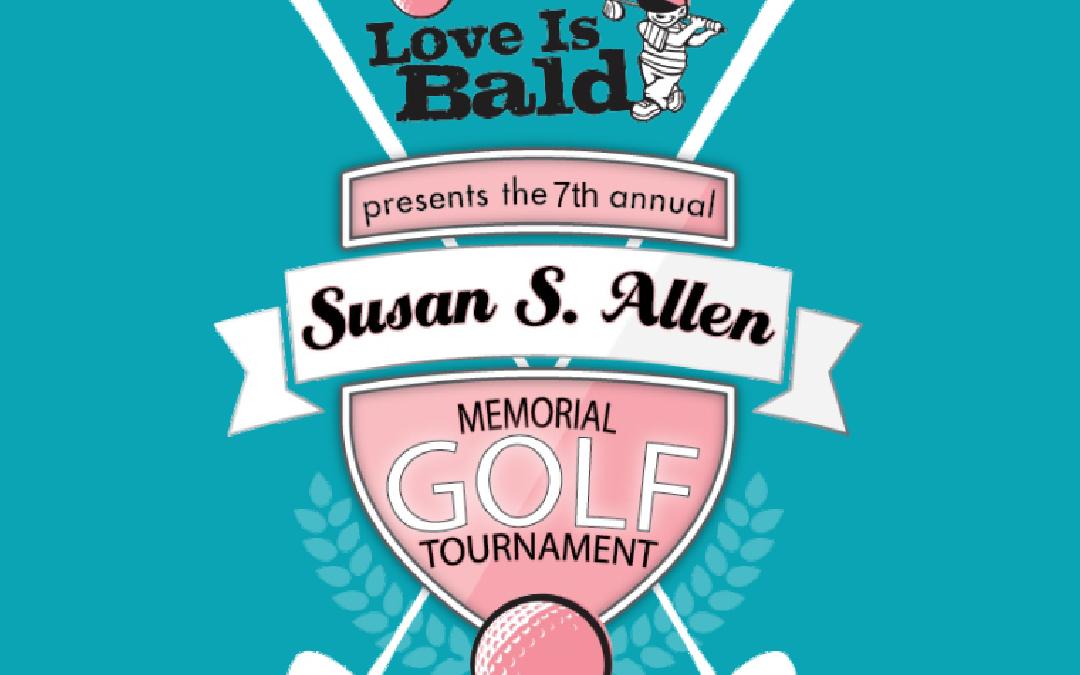 7th Annual Susan S Allen Memorial Golf Tournament