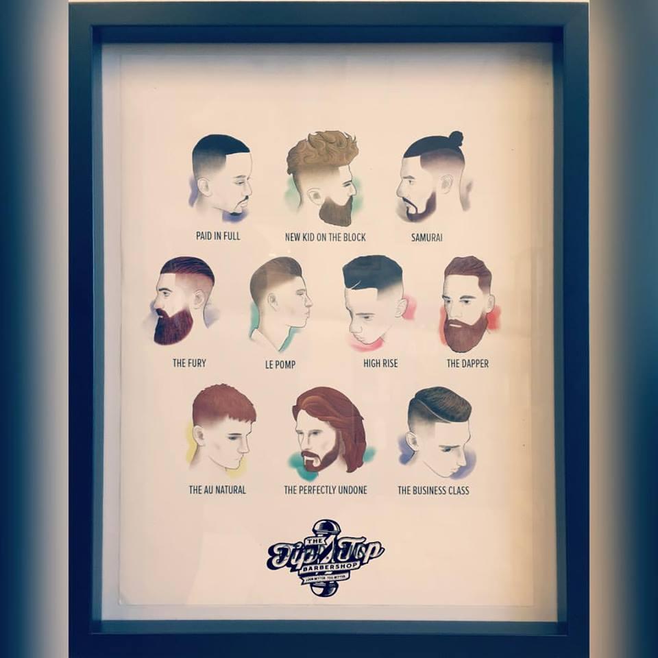 Tip Top Hair Styles
