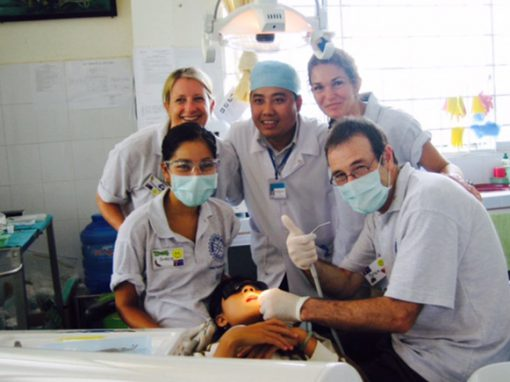 Dental Volunteering