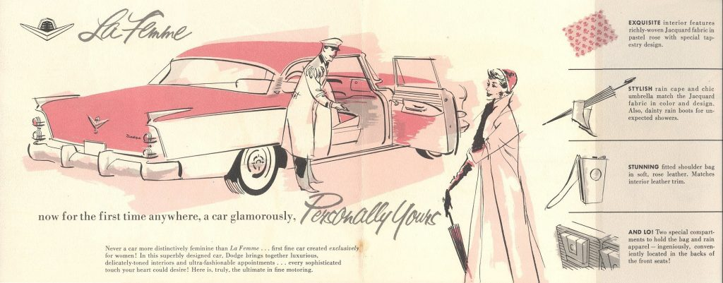 La Femme – A Car Designed for the Woman