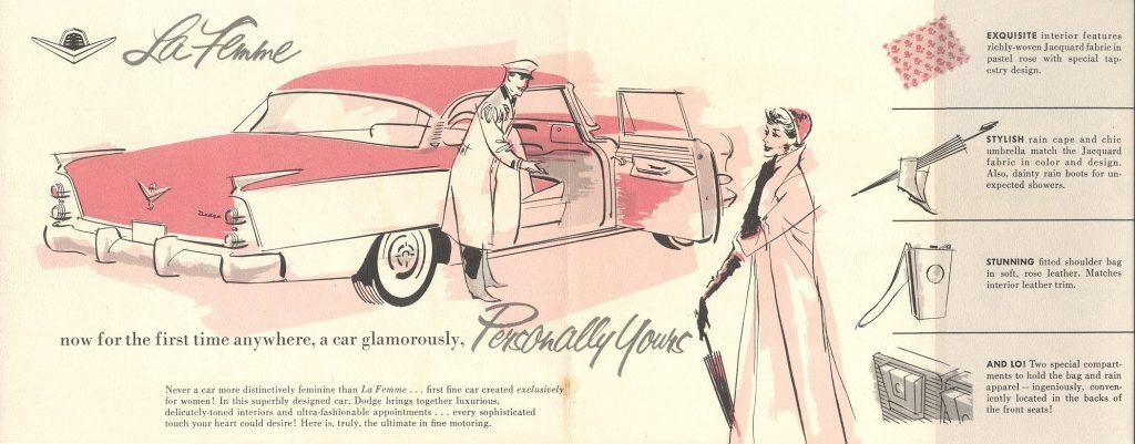 La Femme – A Car Designed for the Woman