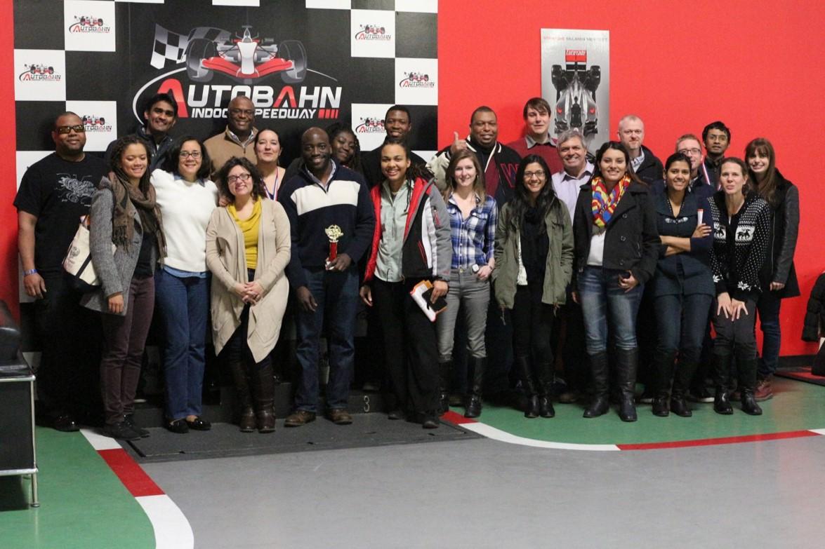 Go-Kart Racing Participants