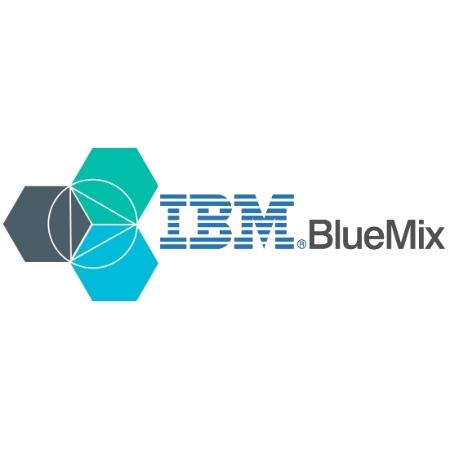 ibm bluemix logo