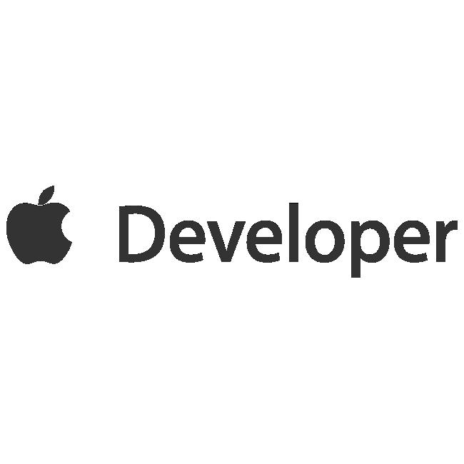 logo apple developer 2x