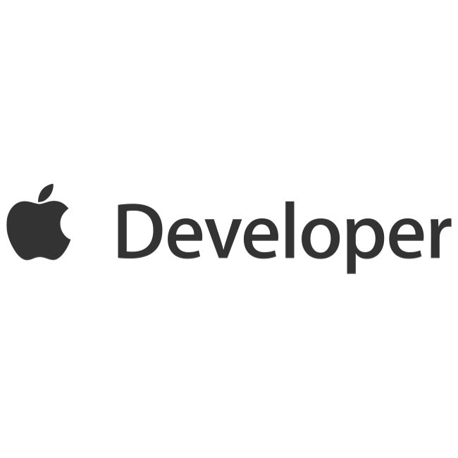 logo apple developer 2x