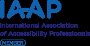International Association of Accessibility Professionals Logo