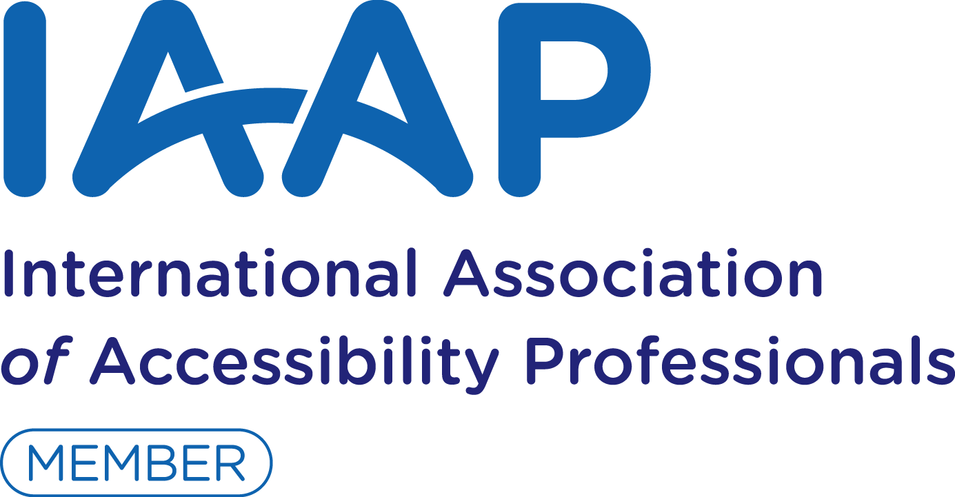 International Association of Accessibility Professionals Logo