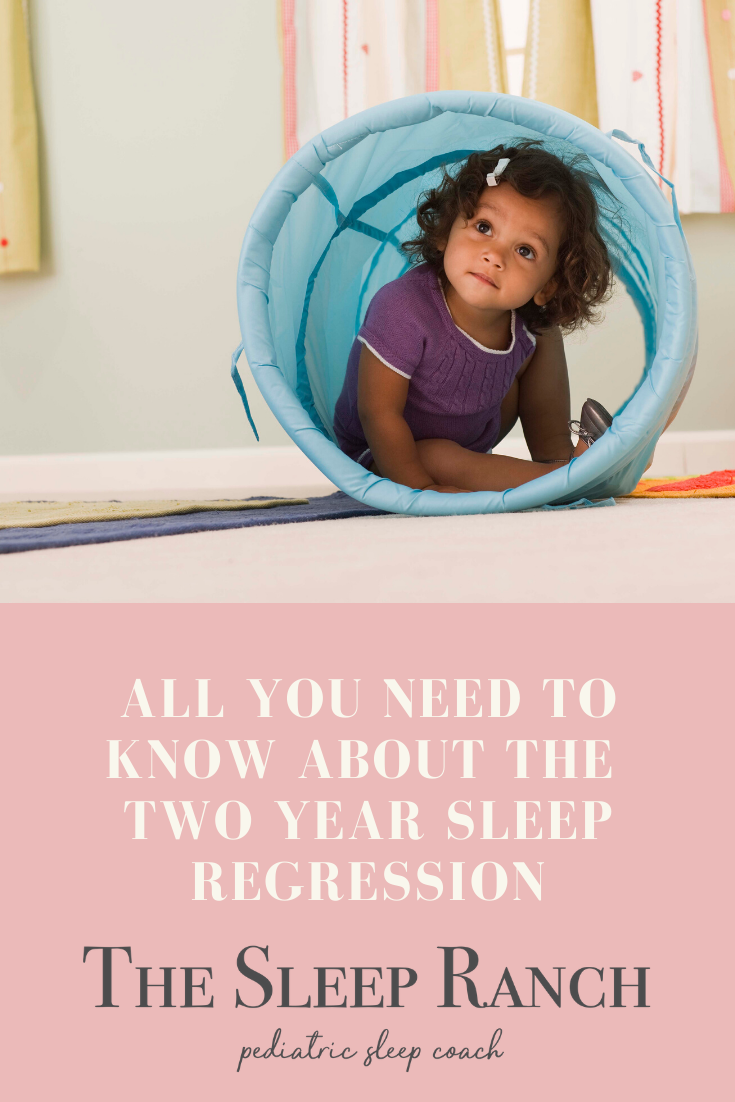 all you need to know about the 24-month sleep regression