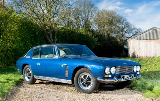 Ref 95 1968 Jensen Interceptor 12