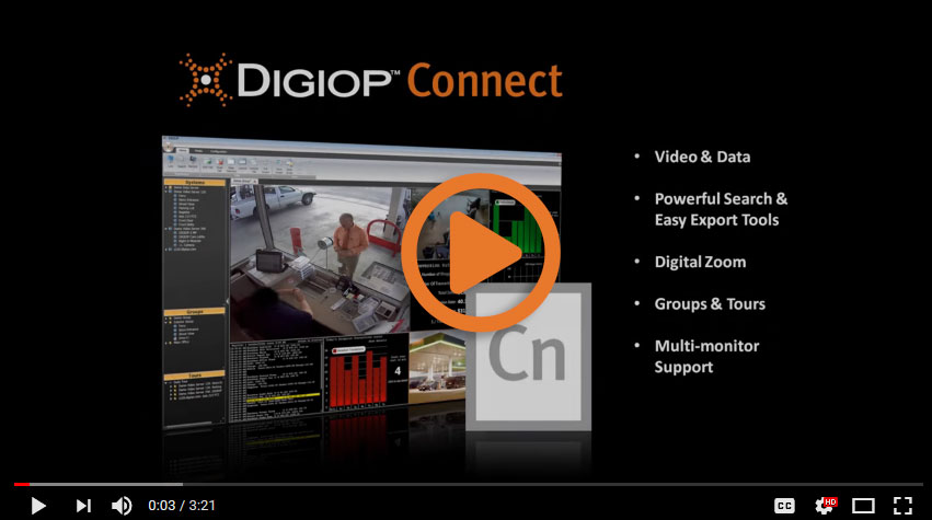 DIGIOP Connect Overview