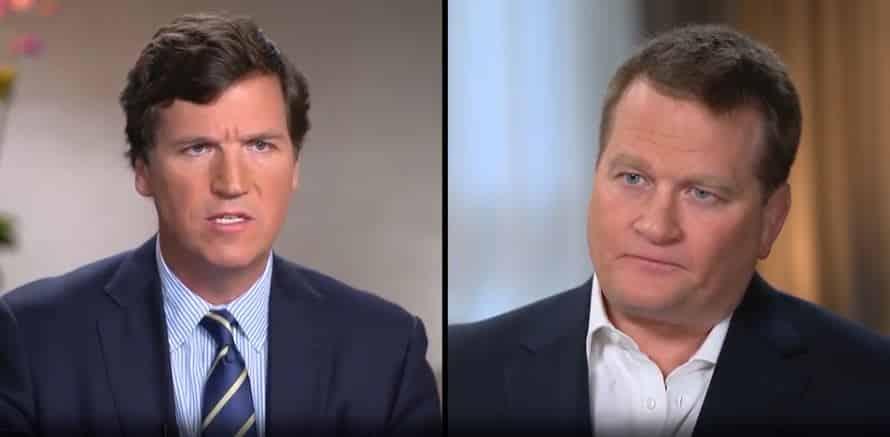 Tucker Carlson Interviews Tony Bobulinski