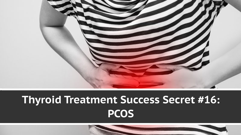PCOS - Thyroid Treatment Success Secret | Total Health Center VB