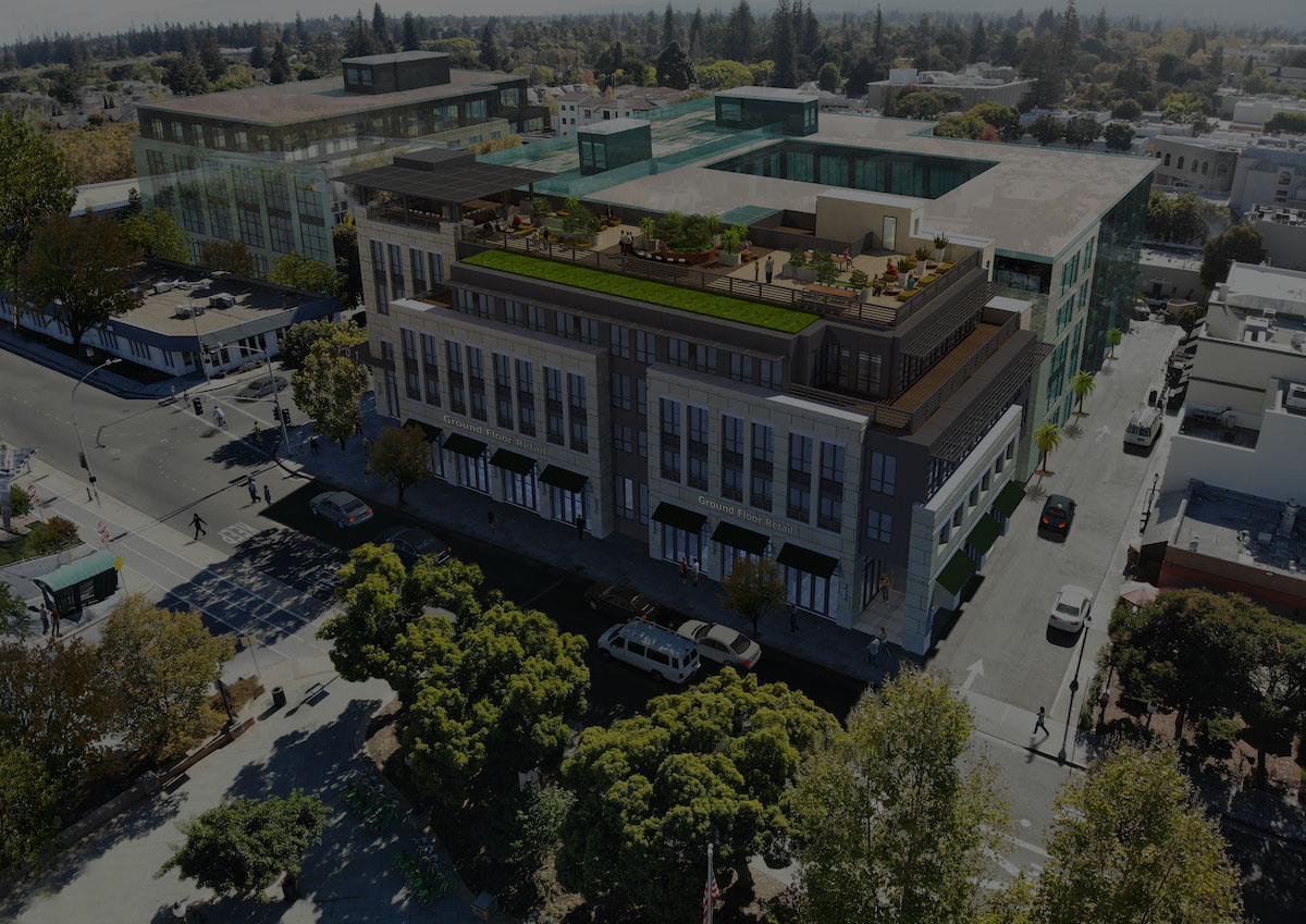 37,000 SQFT Downtown Mountain View Office Project Receives Unanimous Approval