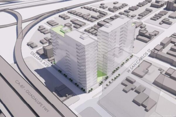 massing-study-of-residential-towers-proposed-for-wsc-and-delmas-ave