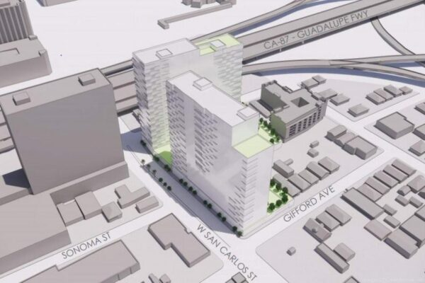 massing-study-of-residential-towers-proposed-for-wsc-delmas-and-gifford